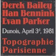 Bailey-Bennink-Parker, Topographie Parisienne