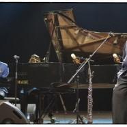 Un écho de Jazz Middelheim 2014