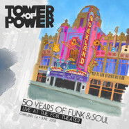 Tower Of Power: 50 Years of Funk & Soul ‐ Live at the Fox Theater, Oakland CA, June 2018