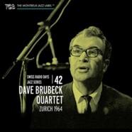 Dave Brubeck, Zurich 1964