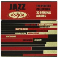 Jazz From America, Disques Vogue