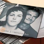Cozier & Hermans Duo : Spaces