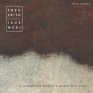 Fred Frith / Ikue Mori: A Mountain Doesn't Know It's Tall