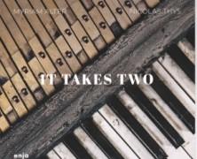 Myriam Alter-NicolasThys, It Takes Two