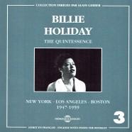Billie Holiday, 1947-1959