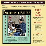 Blues Images Presents… 23 Classic Blues Songs From The 1920's-1950's, vol. 18