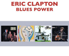 Jean-Sylvain Cabot: Eric Clapton ‐ Blues Power