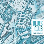 Divers: Blues Club Lëtzebuerg, Compilation 2 Cds vol.1