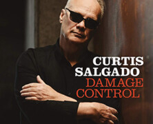 Curtis Salgado : Damage Control