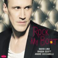 """David Linx, """"Rock My Boat"""", rencontre…"""