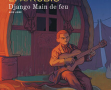 Efa / Rubio: Django Main de feu