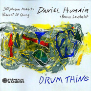 Daniel Humair : Drum Thing