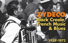 Zydeco Black Creole, French Music & Blues