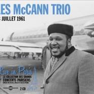 Les McCann Trio, Live In Paris