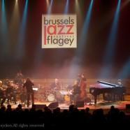 Catherine, Pieranunzi, Fresu au Brussels Jazz Festival