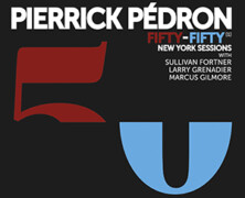 Pierrick Pédron :  Fifty-Fifty