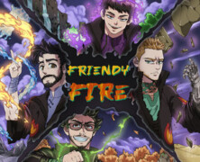 Friendy : Fire