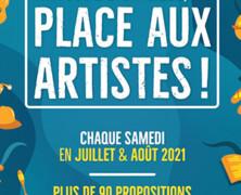 Focus: Place aux artistes