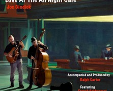 Jon Gindick : Love At The All Night Café