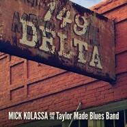 Mick Kolassa & The Taylor Made Blues Band