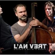 Concert de soutien à L'An Vert : Mohy, Gerstmans & Liégeois
