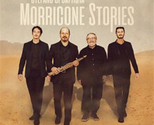 Stefano Di Battista : Morricone Stories