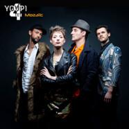 Youpi Quartet: Mozaïc