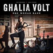 Ghalia Volt : One Woman Band