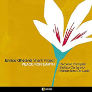 Enrico Ghelardi Shanti Project: Peace for Earth
