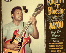 Rhythm'n' Bluesin' by the Bayou : Bop Cat Stomp