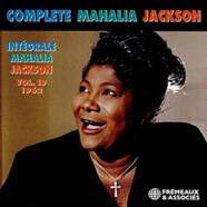 Mahalia Jackson: Complete Mahalia Jackson – Intégrale vol.19, 1962