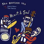 Sam Braysher Trio : Dance Little Lady, Dance Little Man