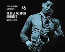Dexter Gordon Quartet: Swiss Radio Days Jazz Series vol.45 ‐ Willisau 1978