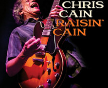 Chris Cain : Raisin' Cain