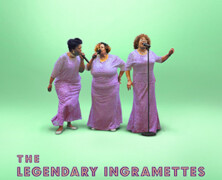 The Legendary  Ingramettes: Take a Look in The Book