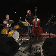Trio Vaganée-Gerstmans-Verbruggen au Centre culturel d'Ans, le 3 septembre 2021