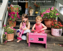 Amit Friedman: Unconditional love