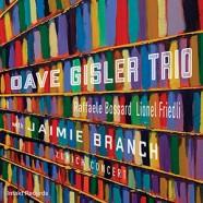 Dave Gisler Trio with Jaimie Branch: Zurich Concert