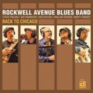 Rockwell Avenue Blues Band, Back To Chicago